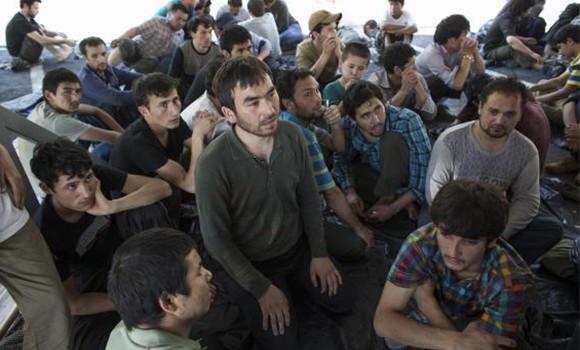 Asylum-Seeking Uyghurs Held at Thai Detention Center