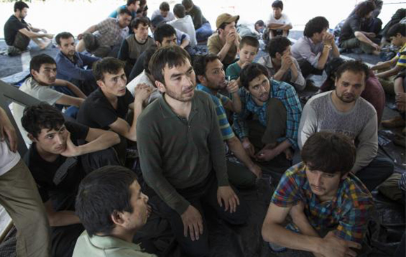 Asylum-Seeking Uyghurs Held at Thai Detention Center