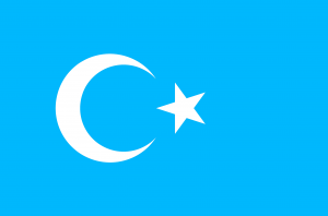 Flag of Uyghur