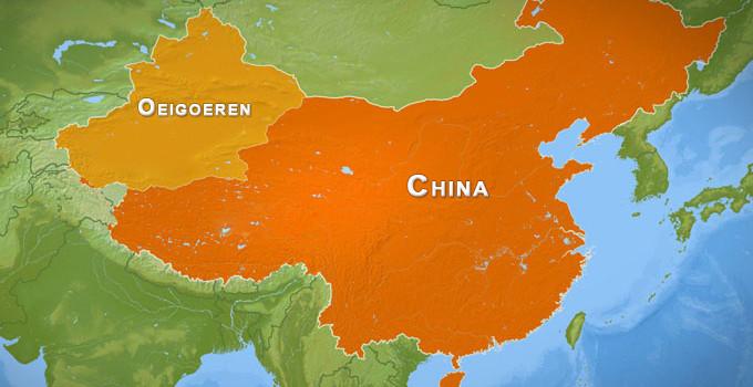 Chinese goelag voor moslims