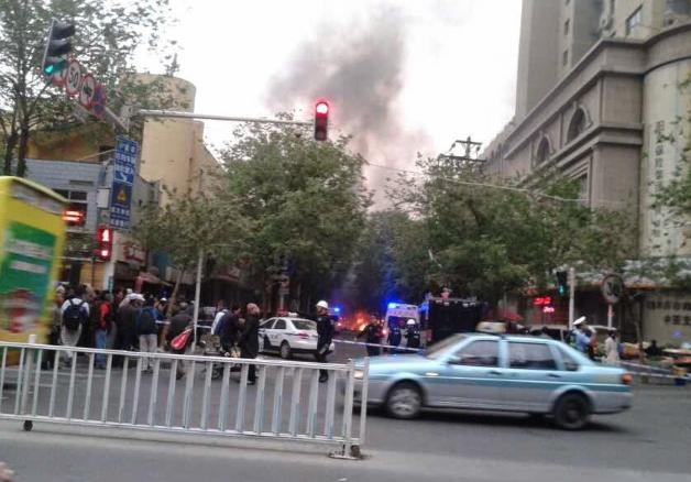 Uygur Özerk Bölgesi'nin başkenti Urumçi'de düzenlenen saldırıda 31 kişinin öldüğü, 94 kişinin yaralandığı bildirildi