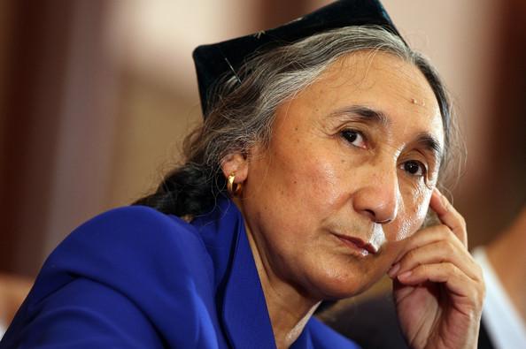 Rabiya Kadir: Bizi sadece Türkiye bağrına bastı