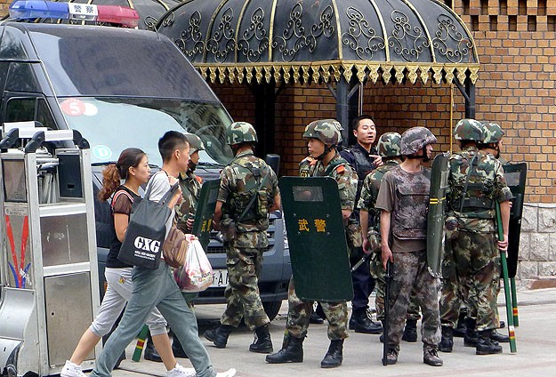 Urumqi Explosion Raises Fears Of Greater Uyghur Muslim-Separatist Terrorism Threat In China