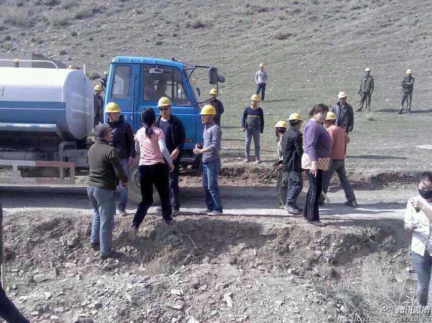 哈萨克牧民阻强拆全家遭殴伤 邻国报道当局处理迅速警拘留六人