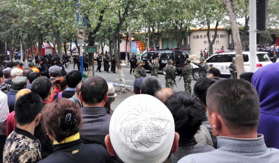 Urumqi attack kills 31 in Xinjiang Uyghur Autonomous Region
