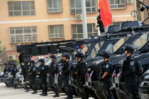 中国将与中亚国家加强反恐合作