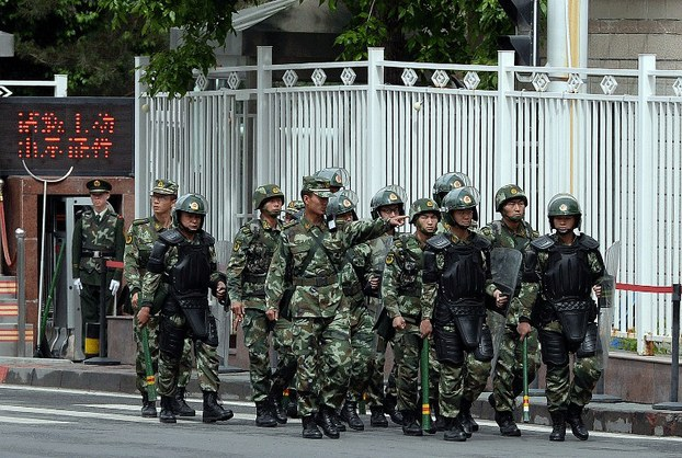 Four Killed in New Violence, Nine Sentenced to Death in Xinjiang