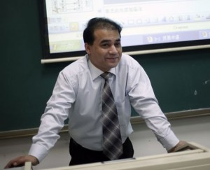 Ilham Tohti. Chinese Uighur wins prestigious rights award