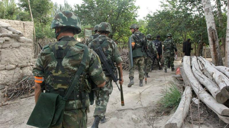 Zeventien doden bij aanval Oeigoeren