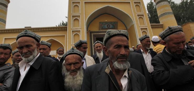 Terreur in Xinjiang