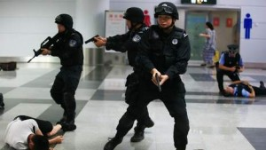 Terreur in Xinjiang Oeigoeren