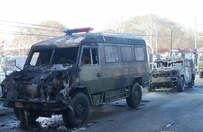 Vijftig doden na 'terreuraanval' Oeigoeren in China