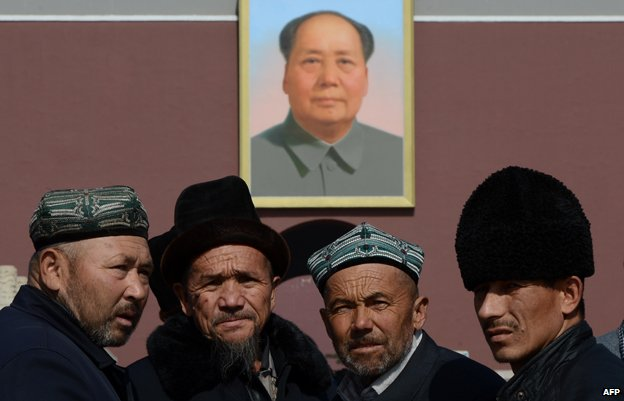 As China fights Uighurs in Xinjiang, complaints rise over West's view