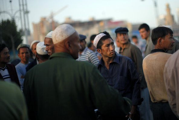 Chinese Officials Issue Rules for Employing Uighurs in the South