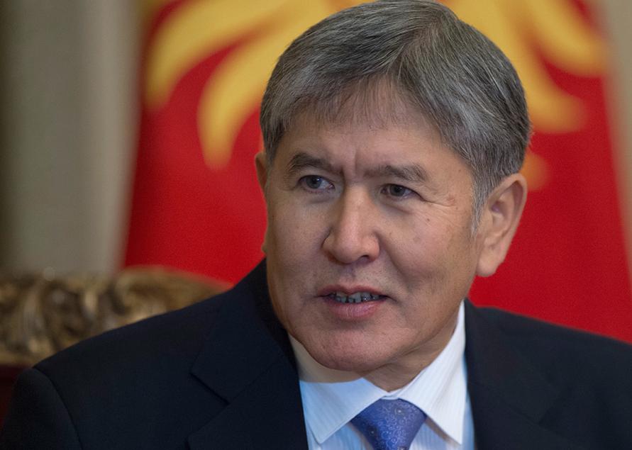 Атамбаев: Казахстан — прямой наследник Золотой Орды