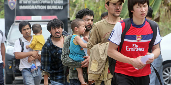 Thailand Is Searching for Scores of Uighurs Who Fled China