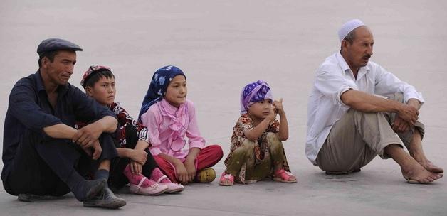 Doğu Türkistan'da dini mesaj göndermek ihanet