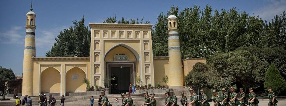 uighurs kashkar