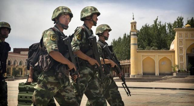 新疆莎车再发生暴恐案数十人伤亡