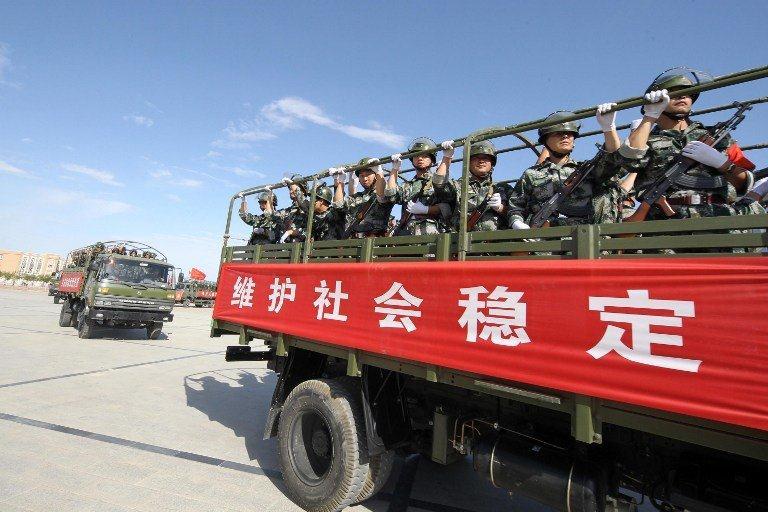 新疆高速路增三倍兼维稳 当局将严控网络信息