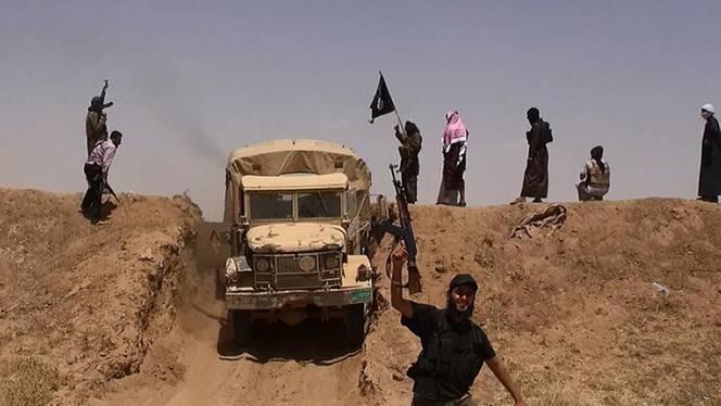 IS executeert drie Oeigoerse medestrijders na vluchtpoging