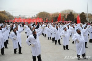 uygur uighurs turkistan