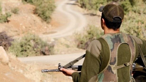 7 Uygur Türkü Suriye sınırında yakalandı