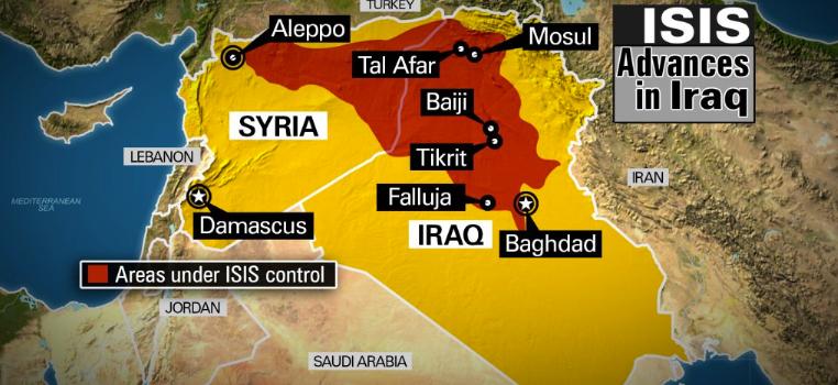 У Китая серьёзные проблемы с ISIS