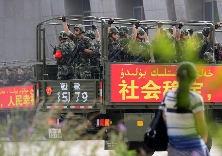 Uyghurs 'Blacklisted' at Hotels in Chinese Cities