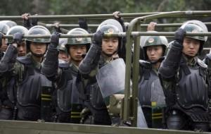 28 doden bij terreuraanval in Chinese provincie Xinjiang