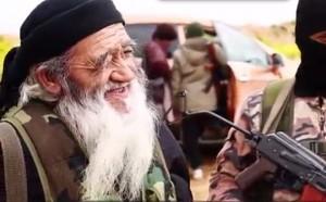 Muhammed Amin oldest jihadis Uighurs