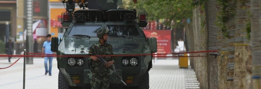 新疆再传两起暴力冲突事件 起码1特警10维族人死亡