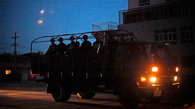 新疆再发生袭击事件 至少18人死亡