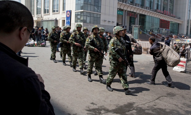 Deadly Clash Between Police and Ethnic Uighurs Reported in Xinjiang Region of China