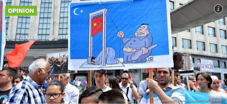 The ethnic roots of China's Uighur crisis