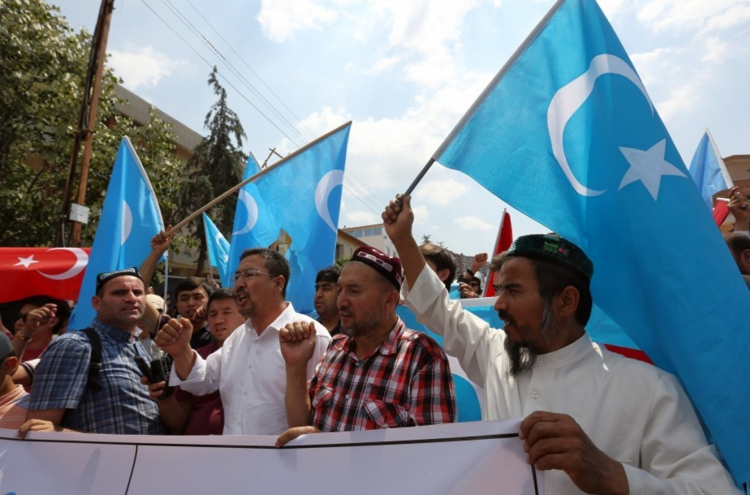 Turkish fury with China grows over the plight of the Muslim Uighurs