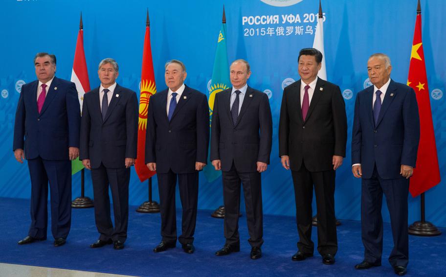 ШОС собирается охранять Евразию