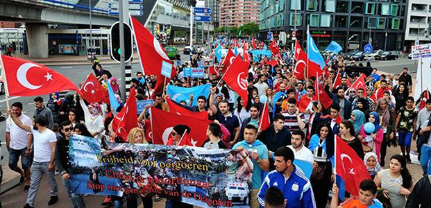 China accuses Turkey of aiding Uighurs