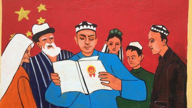 Çin'den 'Uygur' açıklaması