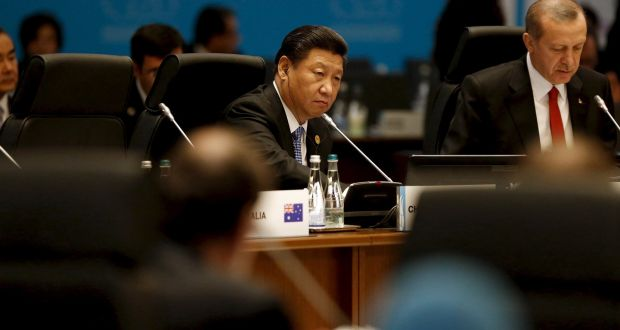 Beijing condemns Paris attacks and calls for Uighur policy support Irish Uyghur