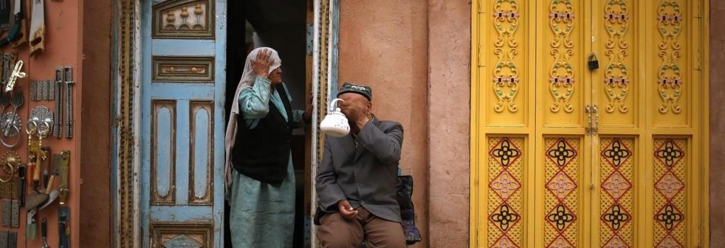 China worstelt met Oeigoers 'terroristen'