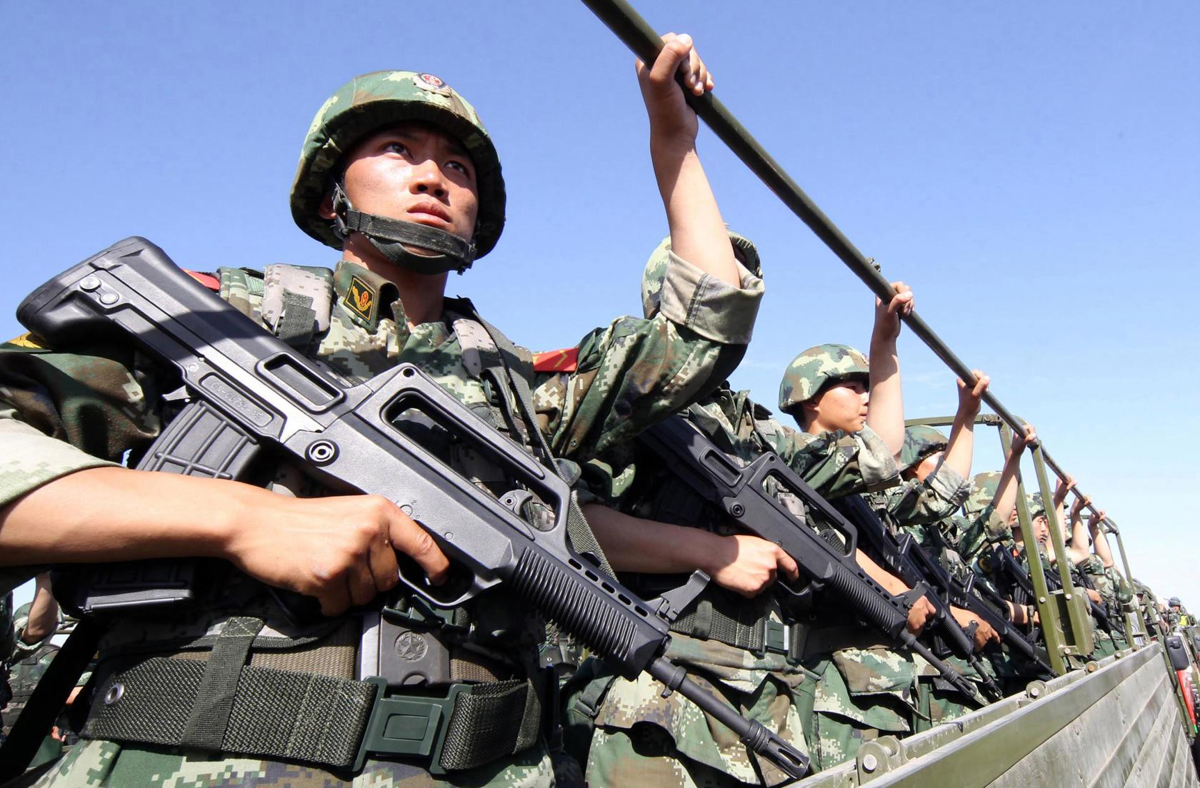 The Men and Women Who Fight China's Shadowy 'Anti-Terrorist' War