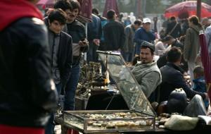 Ujgurok Pekingben