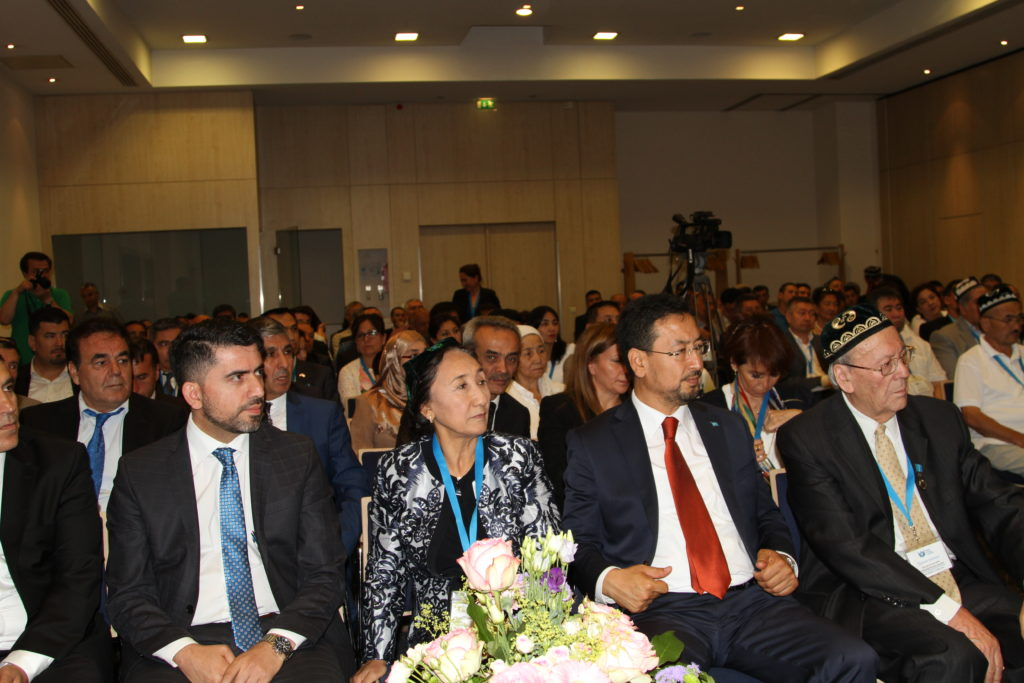 THE FUTURE STRATEGY OF THE WORLD UYGHUR CONGRESS