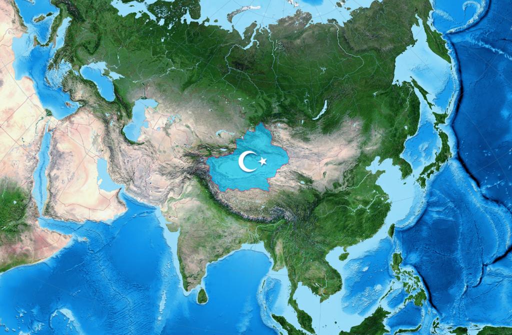 新疆問題的最大危機是什麼?南疆會成為中國的車臣嗎?
