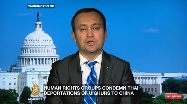 INSIDE STORY: UIGHURS IN THE FIRING LINE IN CHINA?