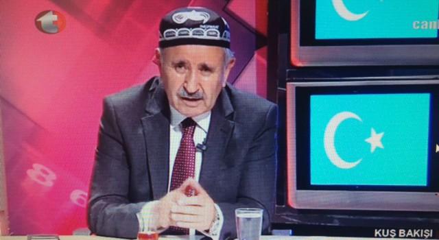 Türkiyediki Kanal t téléwiziyeside uyghur mesilisi tonushturuldi