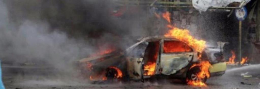新疆自杀式袭击4死4伤 警方抓捕至少34名男女