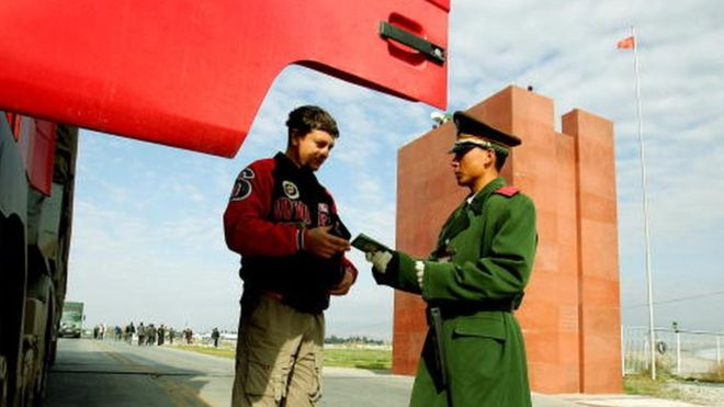 China confiscates passports of Xinjiang people