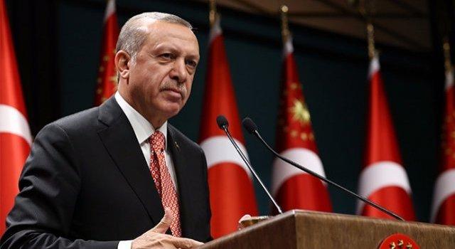 Cumhurbaşkanı Erdoğan'a mektup